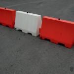 PLASTIC ROAD BARRIER NEW JERSEY