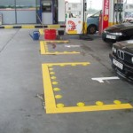 SPECIAL ROAD MARKING