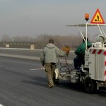 PAINTS FOR ROAD MARKING