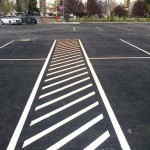 PARKING AREAS ROAD MARKING