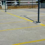 ROAD MARKING FOR WORKSITES