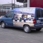 ADVERTISING VEHICLE COVERAGE