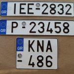 CAR LICENSE PLATES (1)