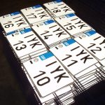 VEHICLE PLATES
